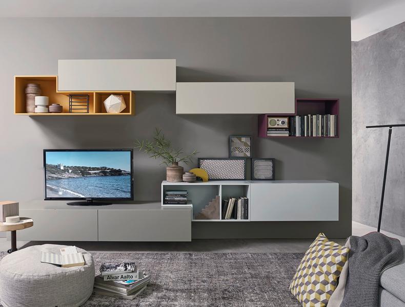 Sangiacomo LAMPO hangend TV-meubel