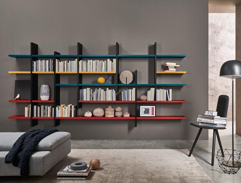 Sangiacomo MODO hangende boekenkast