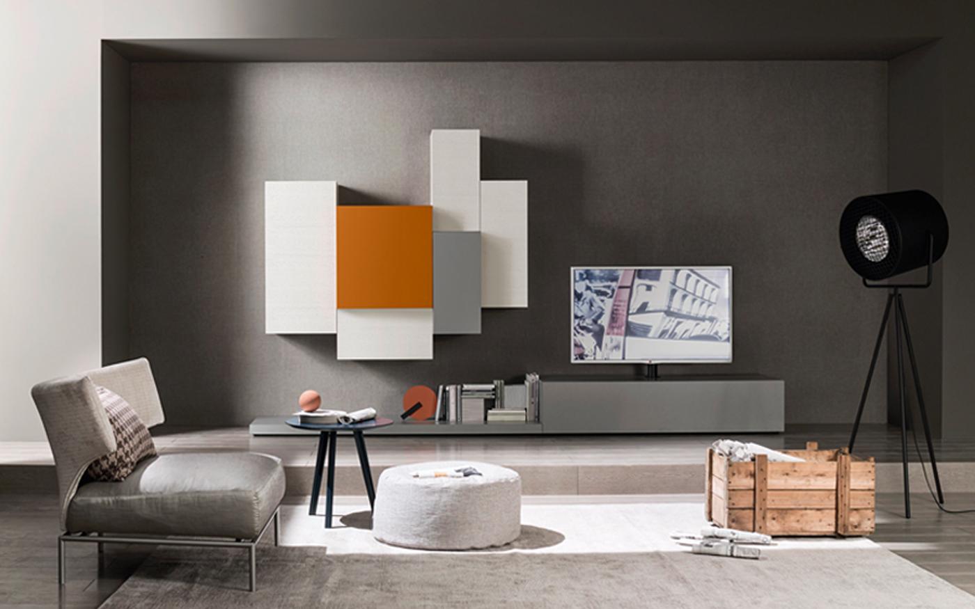 Sangiacomo_LAMPO Tv-meubel 3D compositie