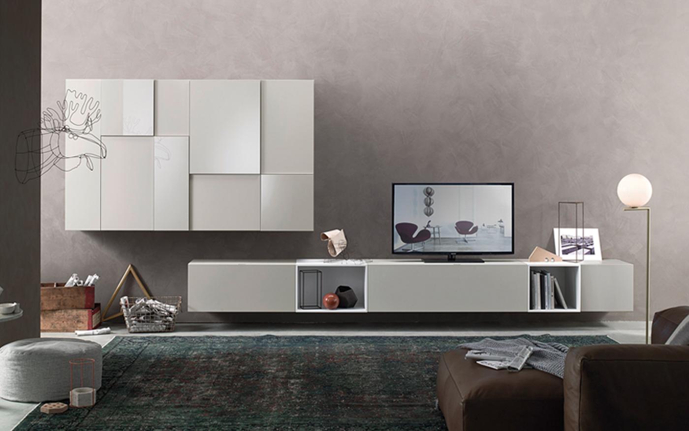 Sangiacomo_LAMPO hangend TV-meubel
